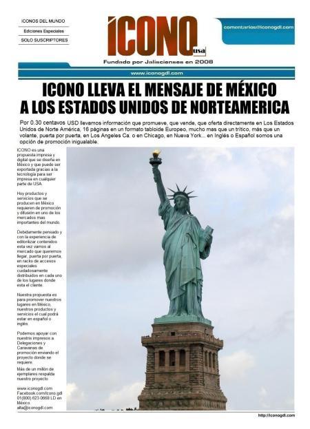 ICONO 2013 en USA A
