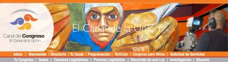 Canal del Congreso Federal Mexicano