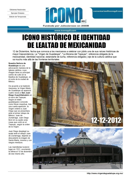 12 Portada Virgen de Guadalupe