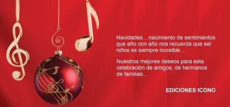 2012 Mensaje Navideño ICONO