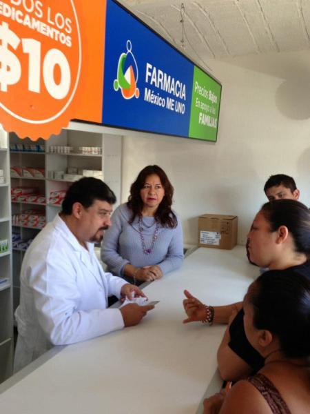 Farmacias Mexico me uno2