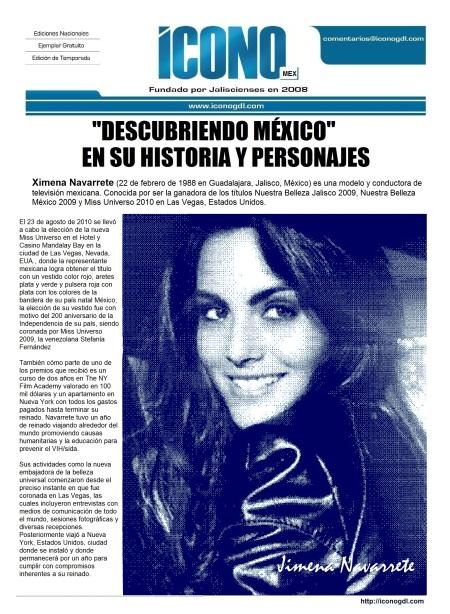 2013 01 Ximena Navarrete
