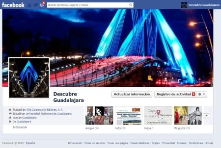 Facebook Descubre Guadalajara