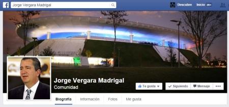 Jorge Vergara Fanpage