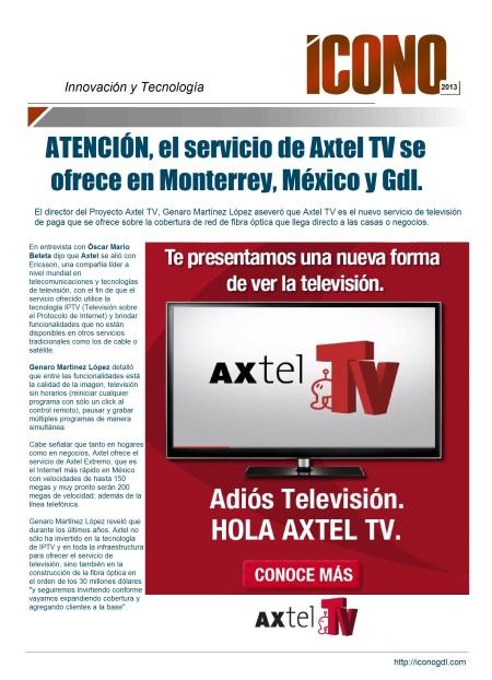 003 07 03 2013 Axtel TV