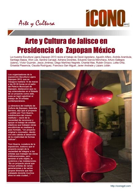 003 15 03 2013 Arte&Cultura en Zapopan