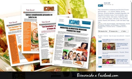Tajin by ICONO  in facebook