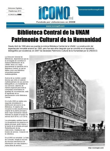 004 09 04 2013 Biblioteca UNAM