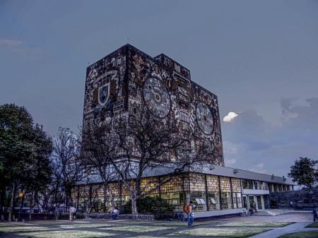 UNAM_Biblioteca_Central