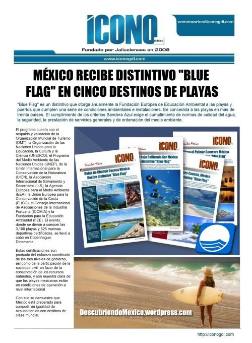 006 02 2013 Blue Flag México