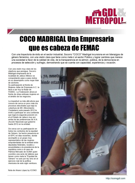 006 23 2013 GDL COCO Madrigal