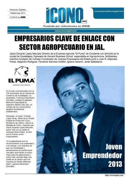 007 01 2013 Jesus Edo. López Marcado