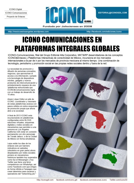 011 19 2013 ICONO Visión Integral