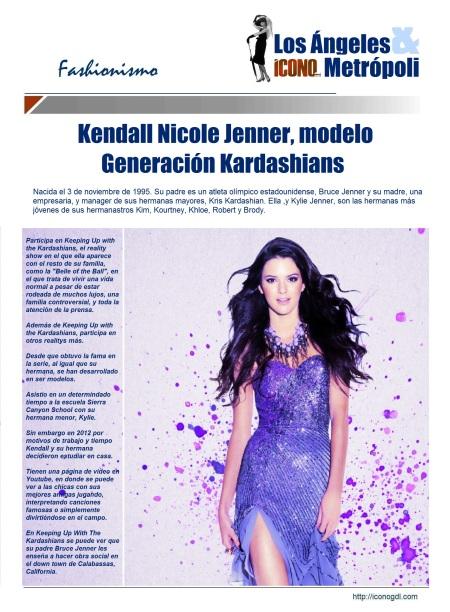 012 11 2013 Kendall Jenner