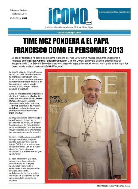 012 11 2013 TIME POPE
