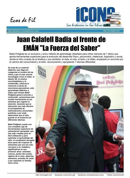 012 14 2013 Juan Calafell Badia