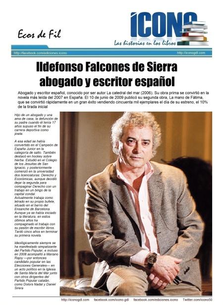 012 20 2013 Ildefonso Falcones