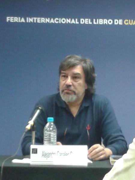 Presentación a cargo de Alejandro Canales Ceron y Rafael Alarcón