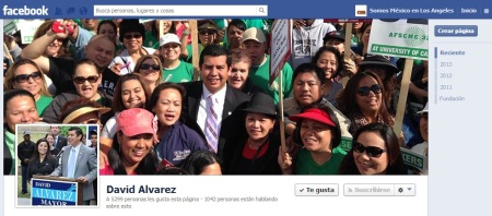 David Alvarez FACEBOOK