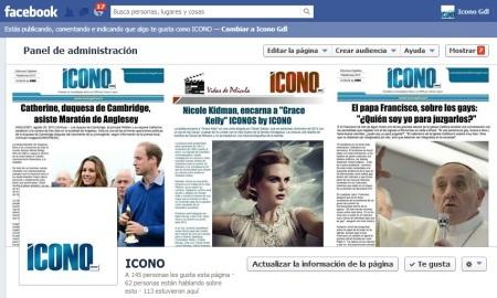 ICONO ediciones icono face
