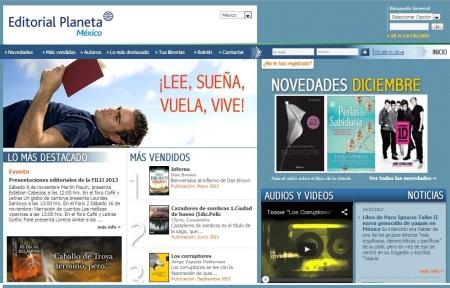 website planeta