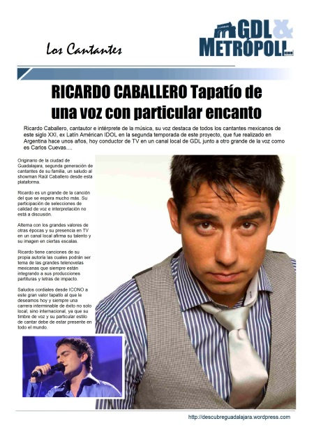 01 10 2014 Ricardo Caballero