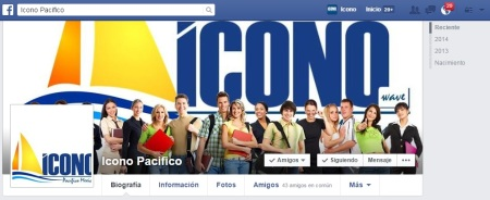 Facebook ICONO PACIFICO