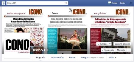 ICONO DF Facebook