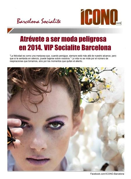 02 17 2014 Barcelona Socialite