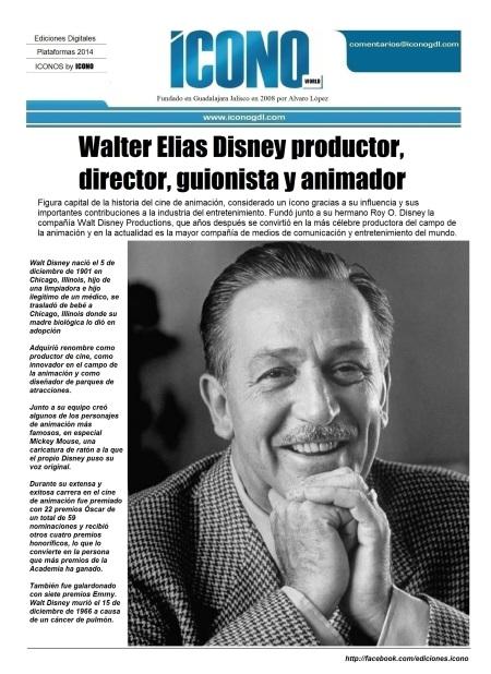 03 07 2014 Walt Disney