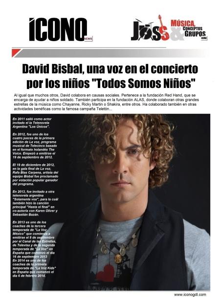 03 10 2014 David Bisbal