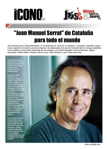 03 15 2014 Joan Manuel Serrat