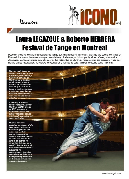 03 17 2014 Festival de  Baile Montreal