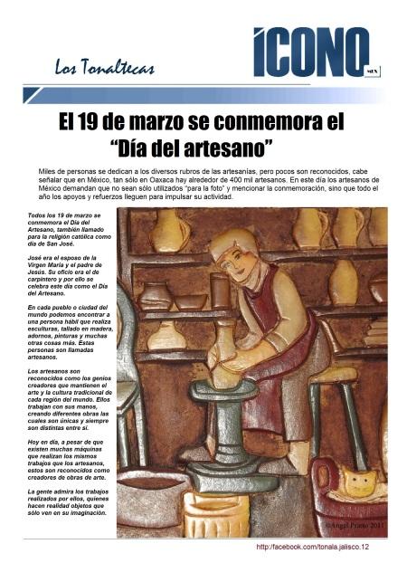 03 19 2014 Tonalá Dia del Artesano