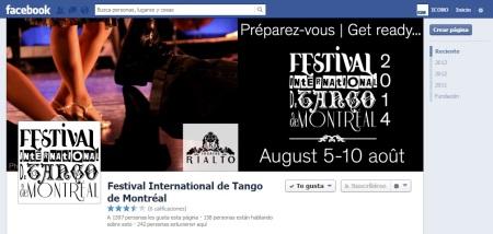 Festival de Tango Motreal