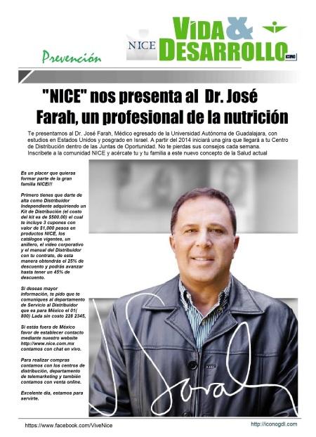Dr. Jose Farah