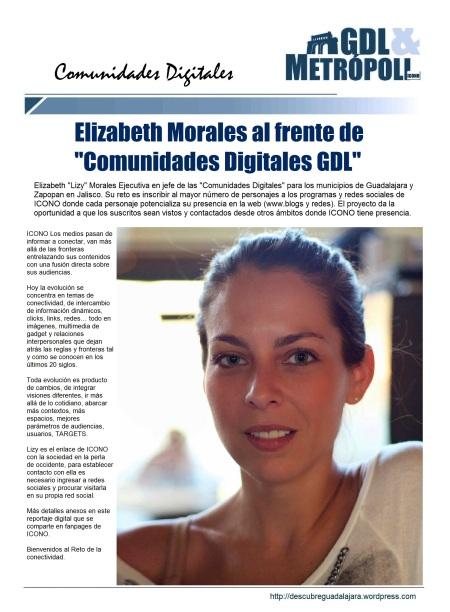 """Elizabeth """"Lizy"""" Morales"""