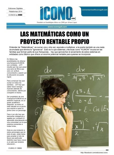 Las Matemáticas KUMON