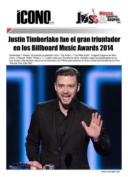 Justin Timberlake by ICONO