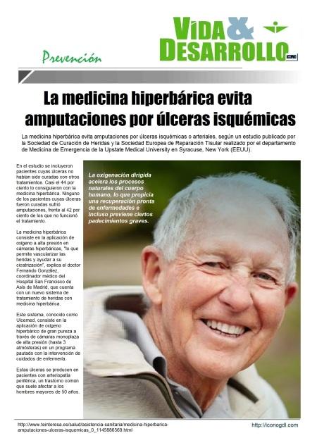 Aplicaciones de la Medicina Hiperbárica