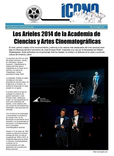 Los Arieles 2014 by ICONO