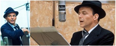 Archivo de imágenes de Frank Sinatra