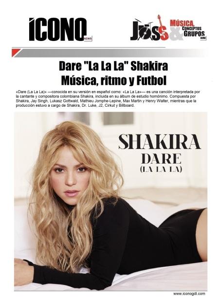 Shakira Brasil 2014