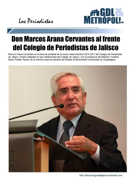 Don Marcos Arana Cervantes