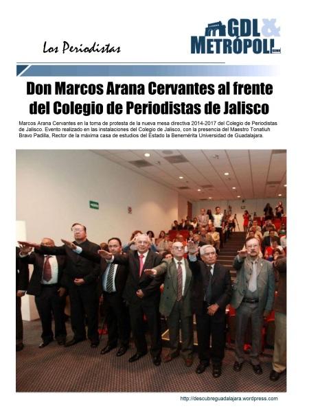 Marcos Arana Cervantes