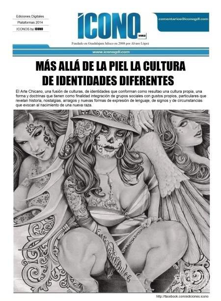 Arte CHICANO