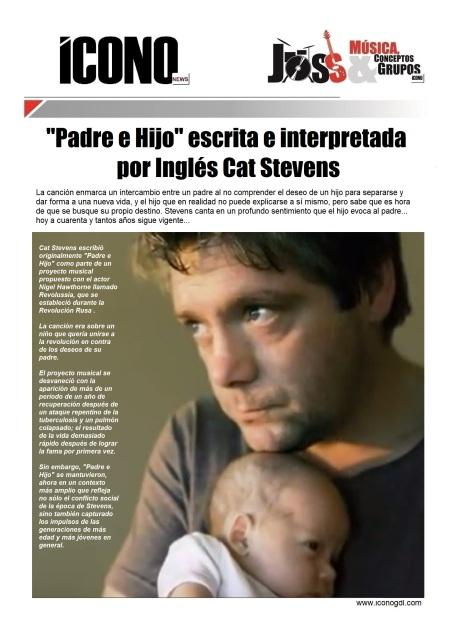 Padre e Hijo de Cat Stevens