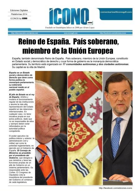 La Desintegración de España