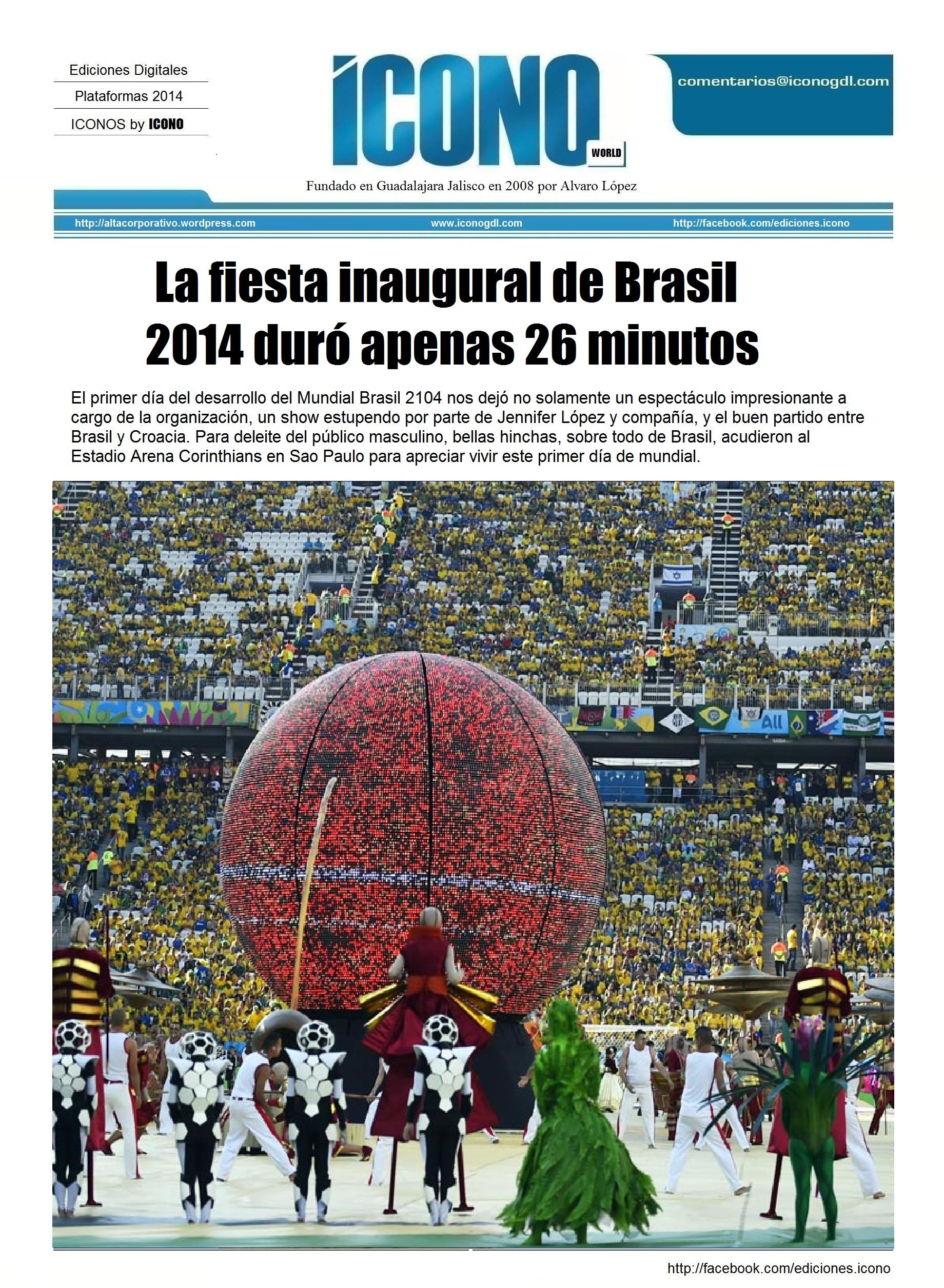Mundial de Futbol | Hemeroteca INDICE by ICONO