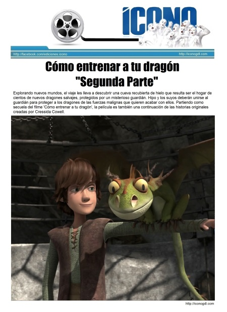 ¿Como entrenar a tu Dragón?